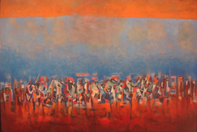Norman Lewis abstract paintings-34