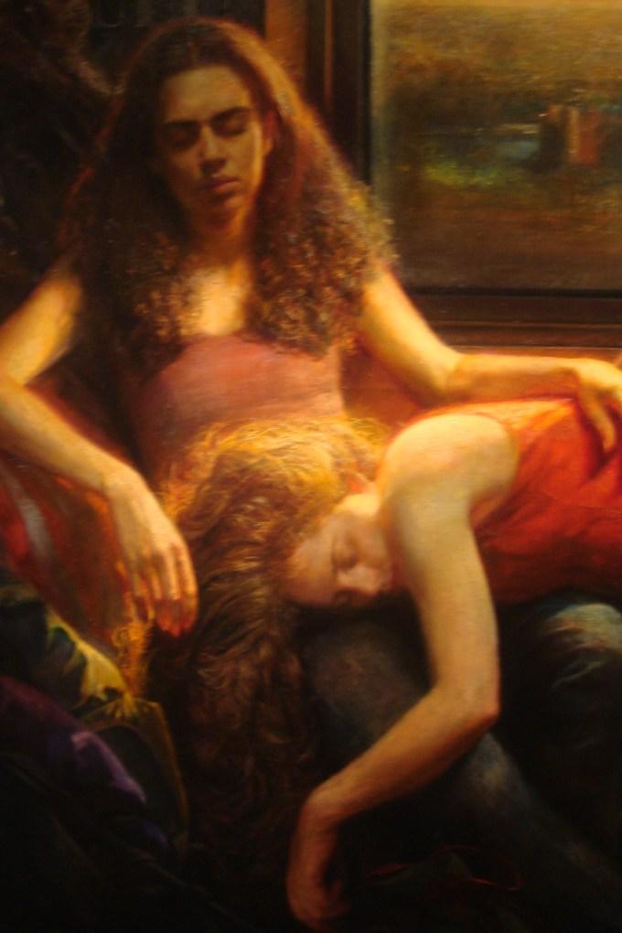 Passengers, 2009, Steven Assael-3