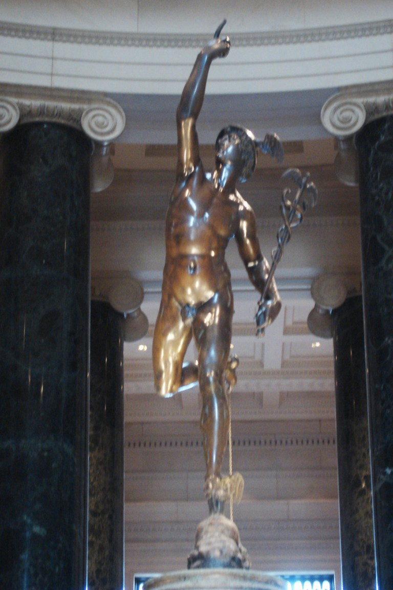 Mercury, National Gallery of Art, DC-1