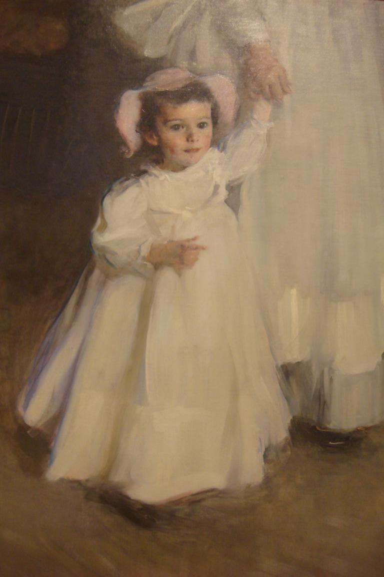 Cecilia Beaux, Ernesta, Met, NY-2
