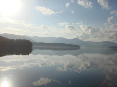 The Ashokan Reservoir July 2013-09