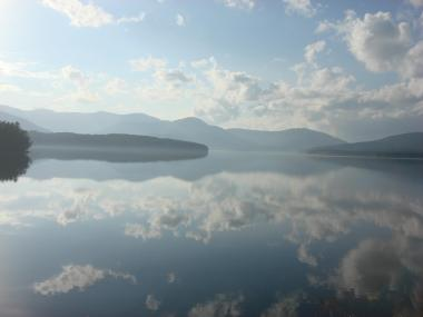 The Ashokan Reservoir July 2013-10