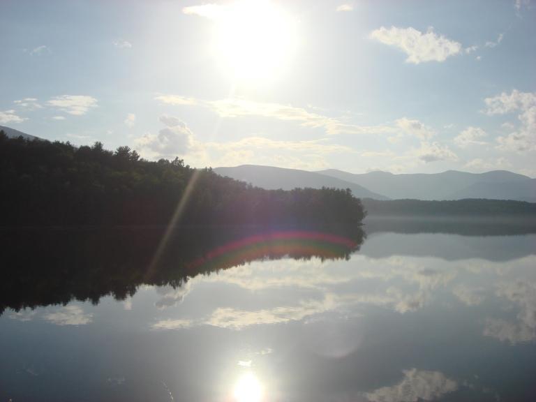 The Ashokan Reservoir July 2013-12