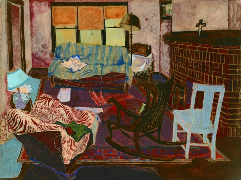 1_Andy_Warhol_Living_Room_1948_AWF-1024x765