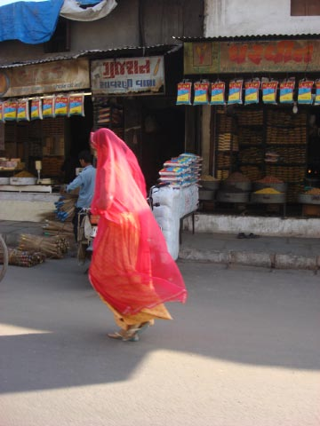 On the street, Ahmedabad 15