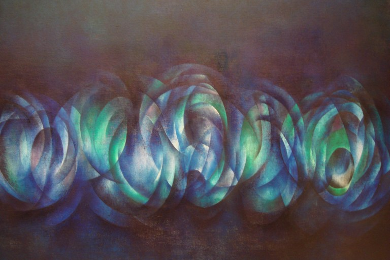 Norman Lewis abstract paintings-36