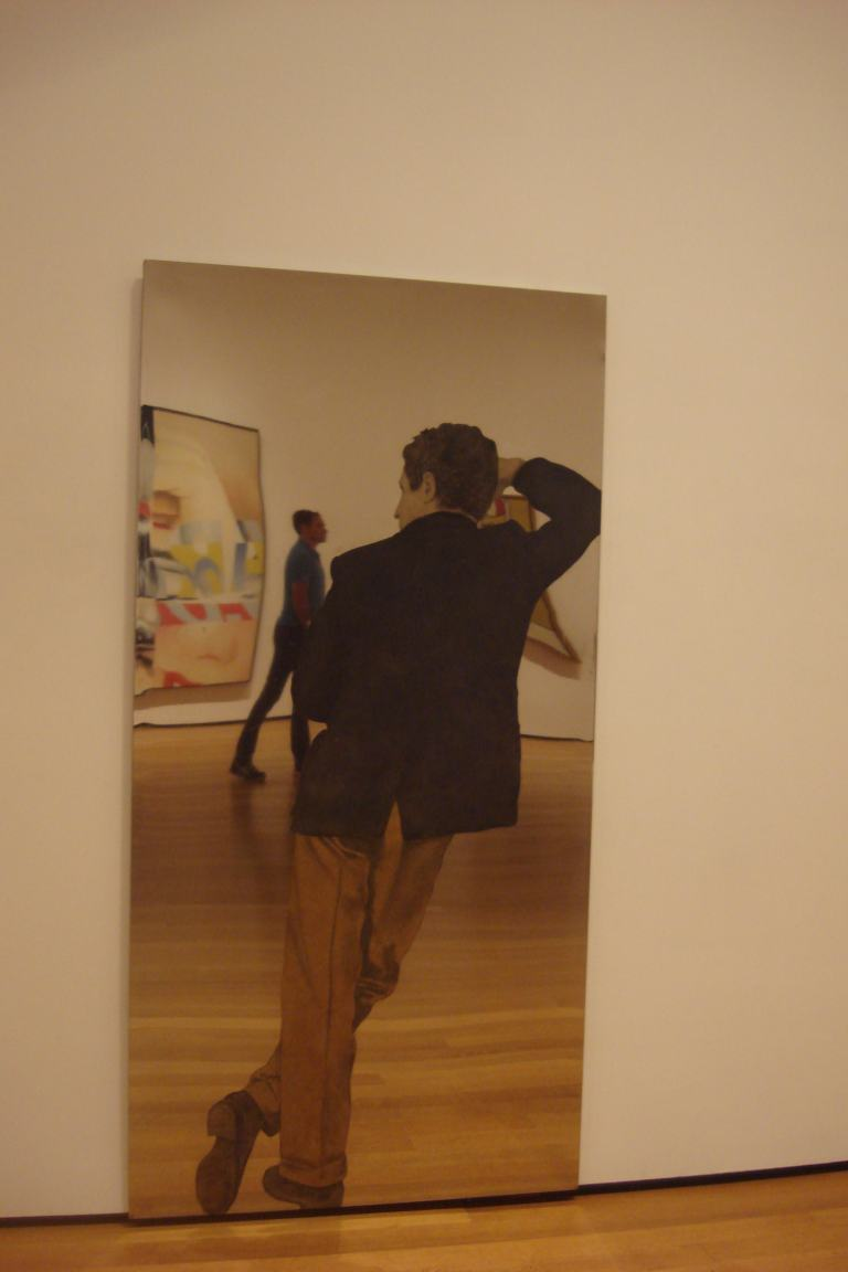 Pistoletto MOMA June 2015-1