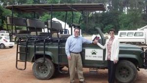 Warwick wine safari