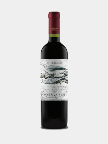 Bottle of Astrorosso Red Wine from Campi Valerio sold by Vine & Soul