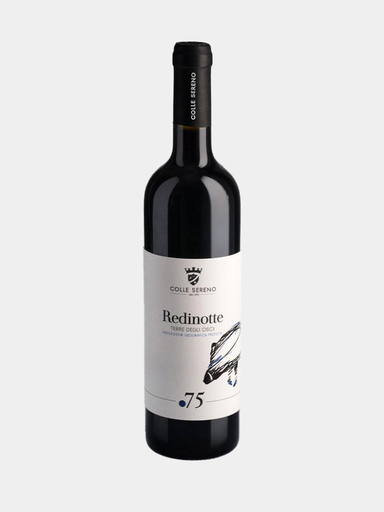 Bottle of Redinotte Red Wine from Colle Sereno sold by Vine & Soul