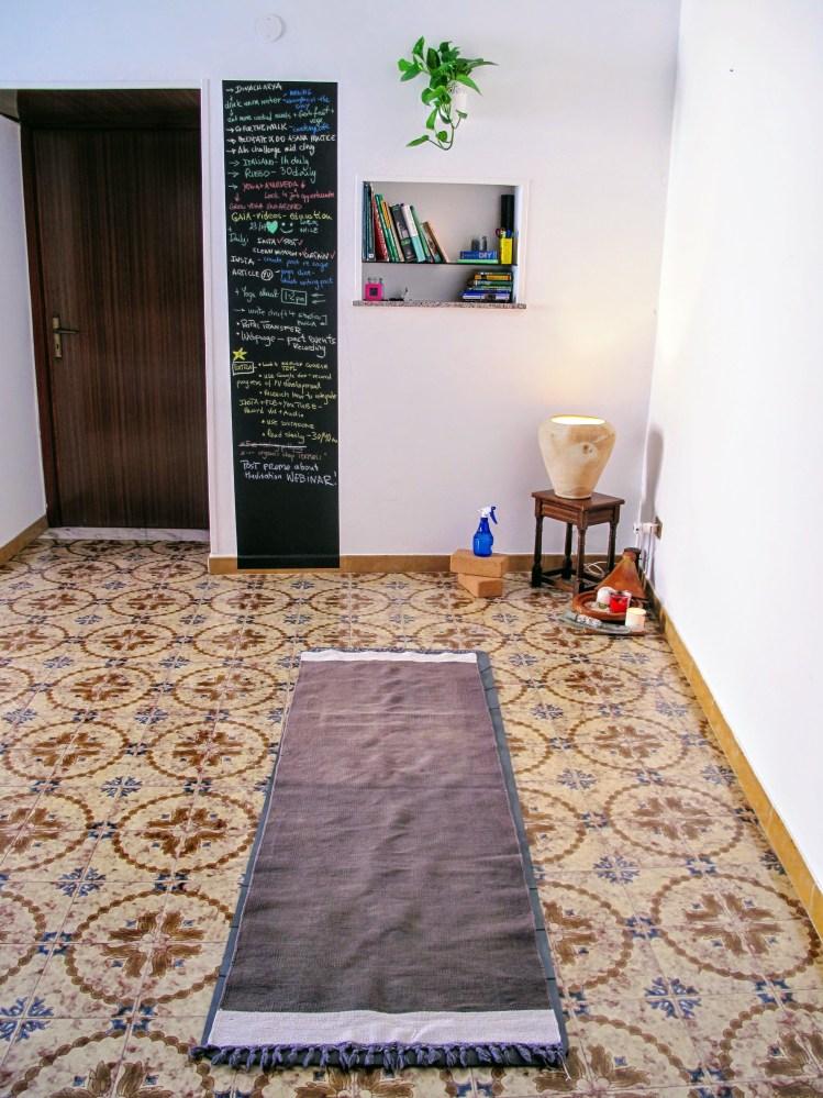 Vine & Soul Yoga Practice Space