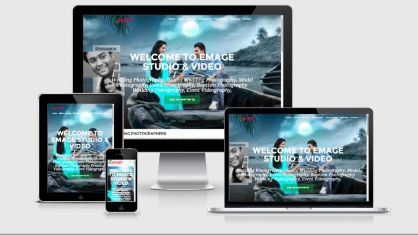 website designer kerala