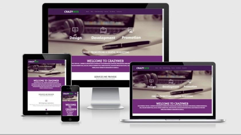 best web designing company kerala