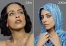 Видео: Эволюция 100-летней египетской красоты за полторы минуты.