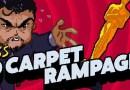 В Сети появилась игра, в которой надо помочь Ди Каприо добраться до «Оскара».