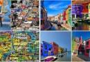 Хочу в отпуск: 15 самых разноцветных городов мира.