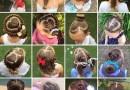Австралийка плетет своей дочери просто фантастические косы.