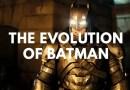 Видео: Как менялся образ Бэтмена на телевидении и в кино.