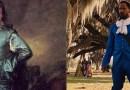 Видео: Британский режиссер нашёл сходство между кадрами из кино и работами художников.