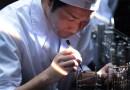 Видео: Машина Голдберга из миниатюрных часовых деталей от компании Seiko.