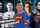Видео: Как менялся образ Супермена на телевидении и в кино.