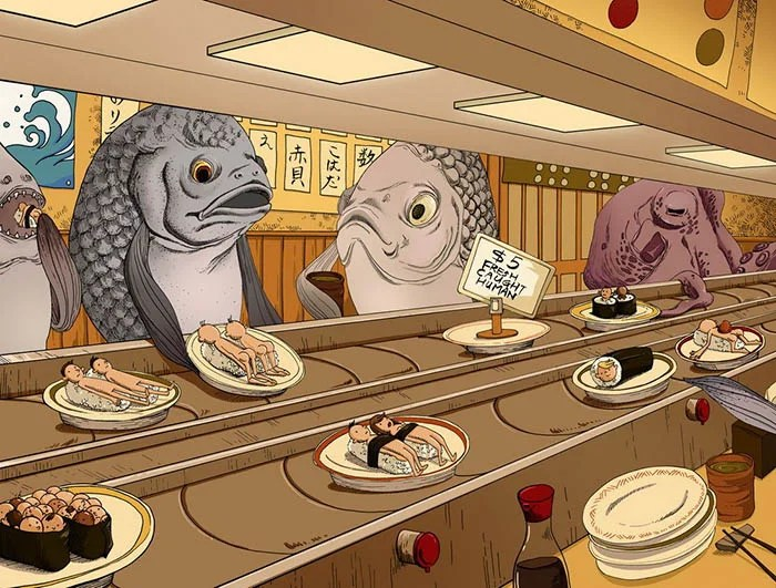 satirical-animal-right-comics-parallel-universe-vinegret (10)