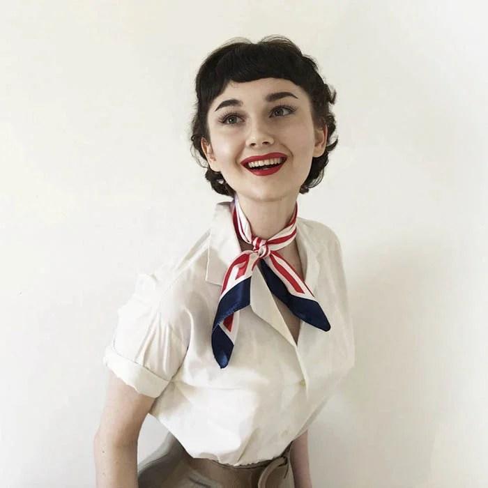 teen-recreates-classic-vintage-retro-look-bewitchedquills-annelies-maria-francine-vinegret-2