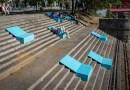 Польские художники необычно облагородили неиспользуемое городское пространство.