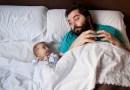Подборка фотографий: Отцы и младенцы.