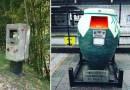 Необычные почтовые ящики в Японии.