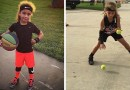 Видео: 6-летняя девочка в виртуозном владении баскетбольным мячом может скоро обойти самого Стефена Карри.