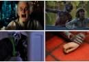 Видео: Супернарезка острых моментов из фильмов ужасов, которые заставляют уйти сердце в пятки.