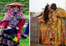 Как выглядят традиционные свадебные наряды в разных уголках нашей планеты.