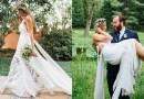 14 разных невест, одетых в самое популярное свадебное платье по версии пользователей Pinterest.