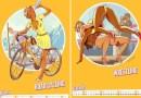 Художник из России создал пин–ап календарь посвященный Олимпиаде.
