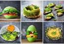 Фуд-блогер выкладывает в Instagram съестные шедевры из авокадо.