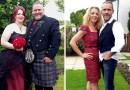 15 фотографий пар, которые вместе избавились от лишнего веса.