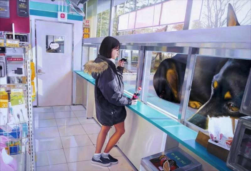giant-dog-oil-paintings-woo-jae-jeong-vinegret (10)