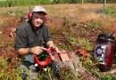 Видео: Уничтожение пивных бочек с помощью динамита.