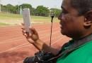 Бразилец стал первым слепым фотографом, который снимал Паралимпийские игры.