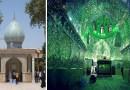 И пусть внешне эта мечеть выглядит довольно просто, но вот внутри…
