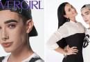 Этот парень, благодаря своим навыкам макияжа, стал лицом женского косметического бренда CoverGirl.