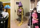 20 фотографий родителей с их детьми в удивительных костюмах, которые способны украсить любой праздник, не только Хэллоуин.