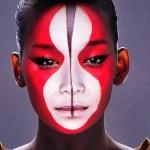 Художник Нобумичи Асай и дизайн-студия Wow продемонстрировали новые возможности цифрового макияжа. [Видео]
