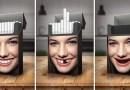 Совершенно потрясающая  рекламная компания, направленная на то, чтобы сообщить людям о вреде курения.