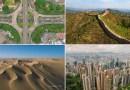Это видео Китая с высоты птичьего полета способно, хоть и виртуально, но все же перенести зрителя в эту удивительную страну.