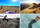 GoPro собрали в одном видео лучшее за 2016 год.