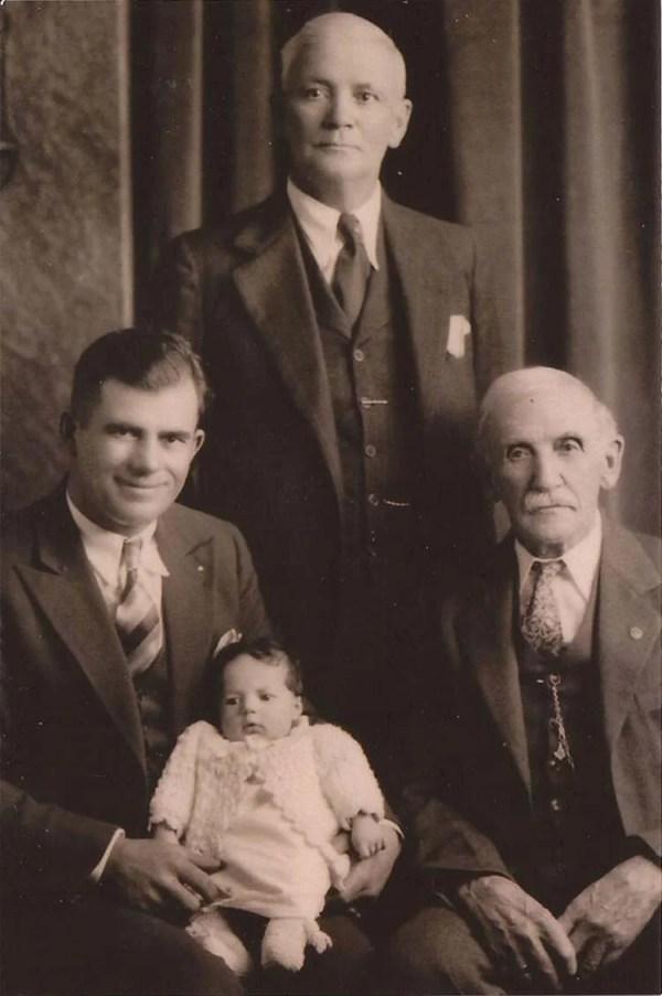 Эти трогательные семейные портреты способны затронуть до ...