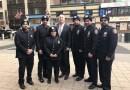 Теперь полицейские Нью-Йорка могут носить бороды и тюрбаны.