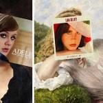 Обложки музыкальных альбомов совместили с классическими картинами.